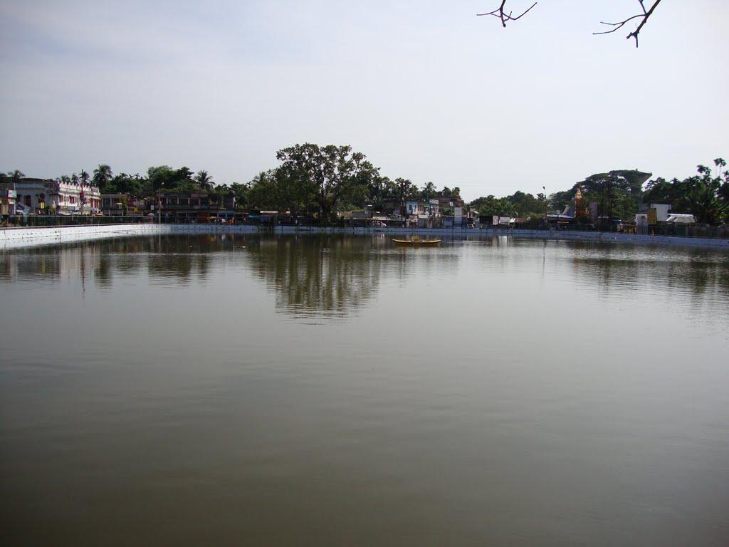 Stroll along Kali Dighi:  Things To Do In Dharmanagar